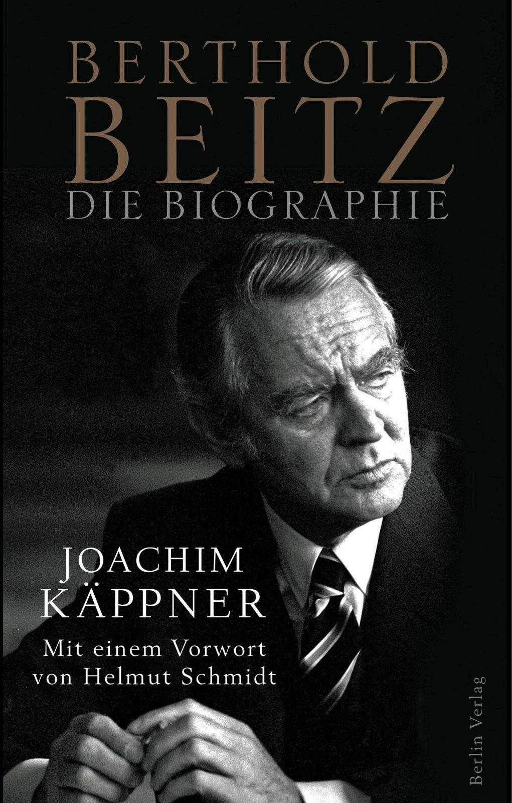 Joachim Käppner. Berthold Beitz. Die Biographie