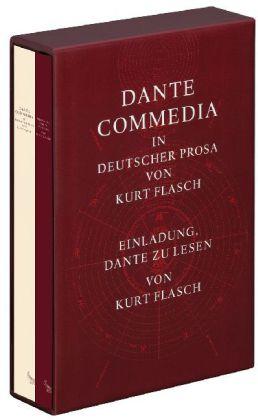 Kurt Flasch. Dante Alighieri. Commedia