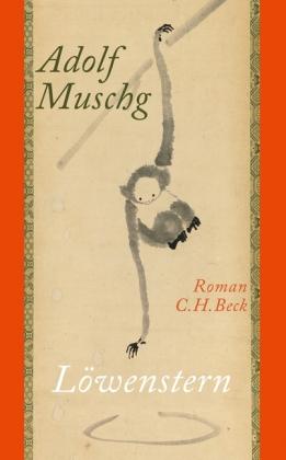 Adolf Muschg. Löwenstern. Roman